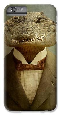 Crocodile iPhone 6 Plus Cases