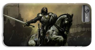 Knight IPhone 6 Plus Cases