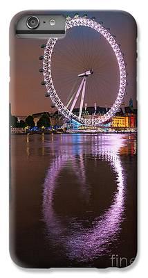 London Eye iPhone 6 Plus Cases
