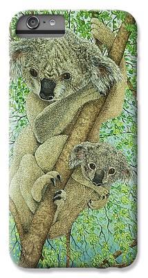 Koala iPhone 6 Plus Cases