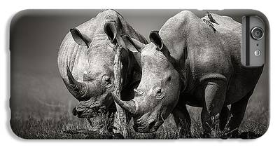 Rhinocerus IPhone 6 Plus Cases