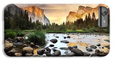 Yosemite National Park IPhone 6 Plus Cases