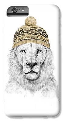 Lion iPhone 6 Plus Cases