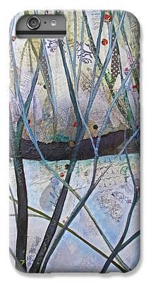 Barren Paintings iPhone 6 Plus Cases