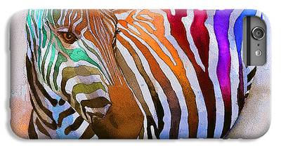 Zebra IPhone 6 Plus Cases