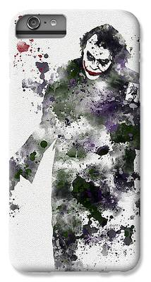 Heath Ledger iPhone 6 Plus Cases