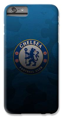 Chelsea Football Club Iphone 6 Plus Cases Fine Art America