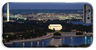 Lincoln Memorial iPhone 6s Cases