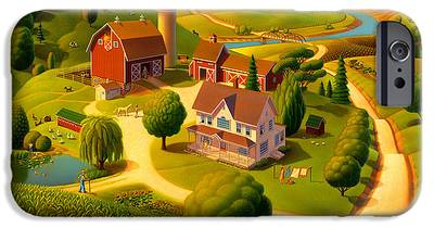 Rural Scene IPhone 6s Cases