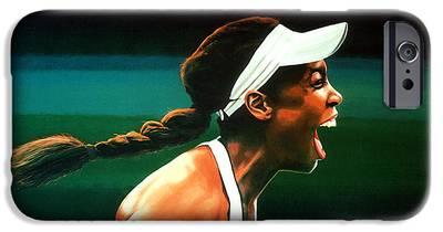 Venus Williams iPhone 6s Cases