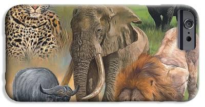 Rhinocerus iPhone 6s Cases