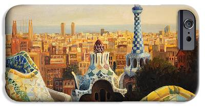 Barcelona IPhone 6s Cases