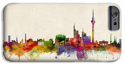 Berlin iPhone 6s Cases