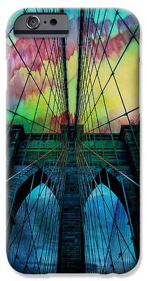 Broadway iPhone 6s Cases