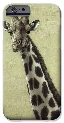 Giraffe iPhone 6s Cases