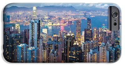 Hong Kong iPhone 6s Cases