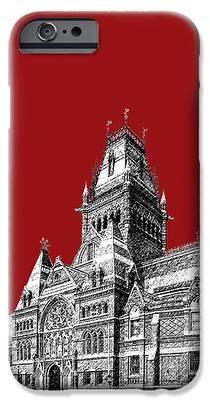 Harvard IPhone 6s Cases