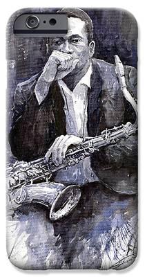 Jazz IPhone 6s Cases