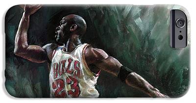 Michael Jordan iPhone 6s Cases