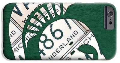 Michigan State IPhone 6s Cases