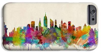 Cities iPhone 6s Cases