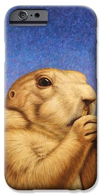 Groundhog iPhone 6s Cases