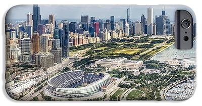 Soldier Field iPhone 6s Cases