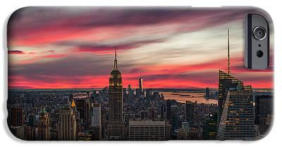 New York City Skyline IPhone 6s Cases