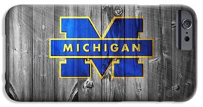 University Of Michigan iPhone 6s Cases