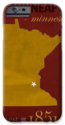 University Of Minnesota iPhone 6s Cases