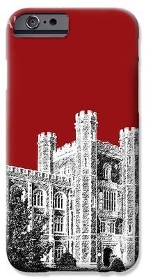 Oklahoma University iPhone 6s Cases