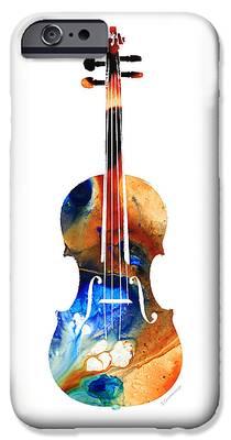 Violin iPhone 6s Cases