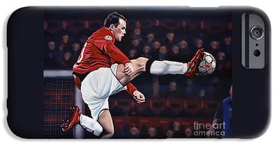 Wayne Rooney iPhone 6s Cases
