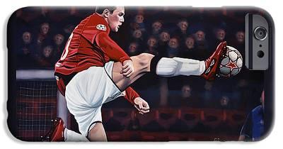 Wayne Rooney iPhone 6s Cases