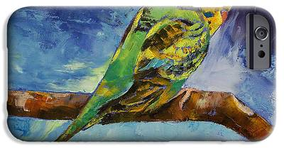 Parakeet IPhone 6s Cases