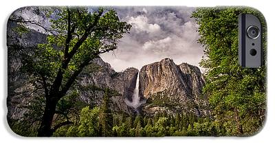Yosemite National Park iPhone 6s Cases