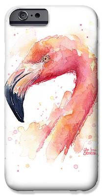 Flamingo IPhone 6s Cases