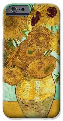 Sunflower iPhone 6s Cases