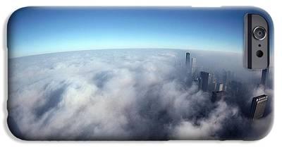 Chicago Skyline iPhone 6s Cases