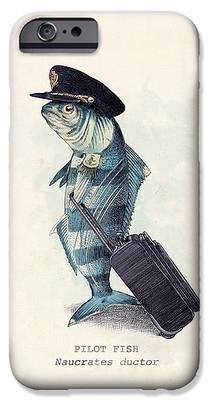 Fish IPhone 6s Cases