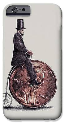 Abraham Lincoln iPhone 6s Cases