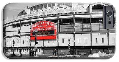 Wrigley Field iPhone 6s Cases