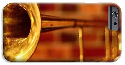 Trombone iPhone 6s Cases