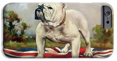 English Bulldog IPhone 6s Cases