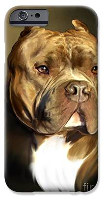 Pitbull IPhone 6s Cases