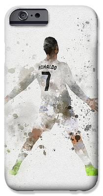 Cristiano Ronaldo iPhone 6s Cases