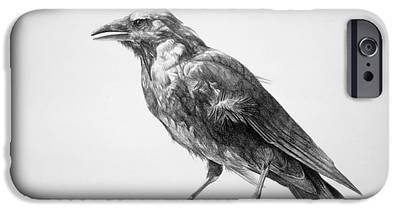 Crow IPhone 6s Cases
