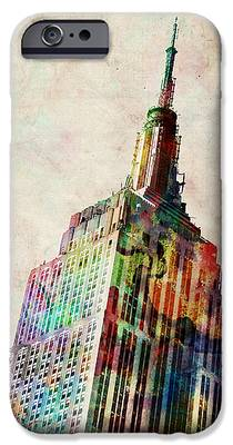 Empire State Building IPhone 6s Cases
