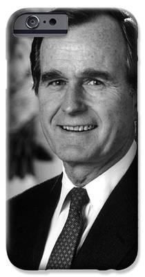 George Bush IPhone 6s Cases