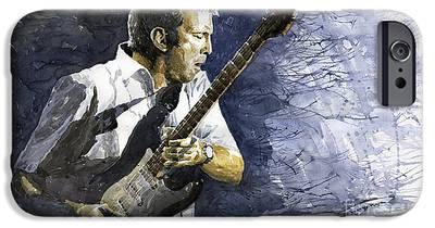 Eric Clapton iPhone 6s Cases